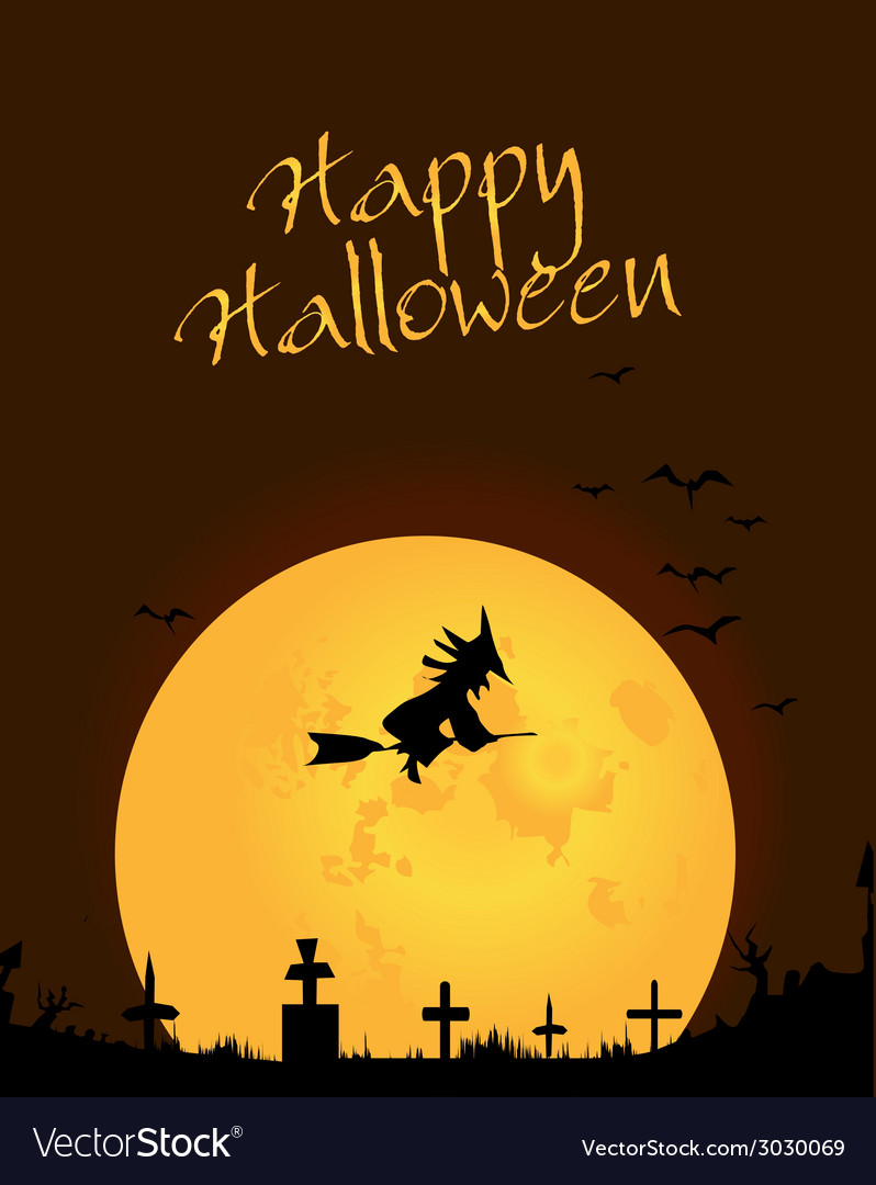 Halloween backgound vector | Price: 1 Credit (USD $1)