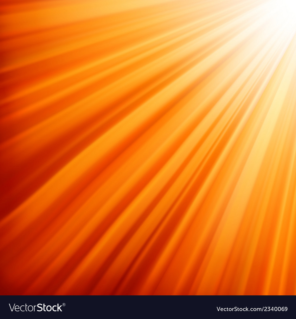 Red luminous rays eps 8 vector | Price: 1 Credit (USD $1)