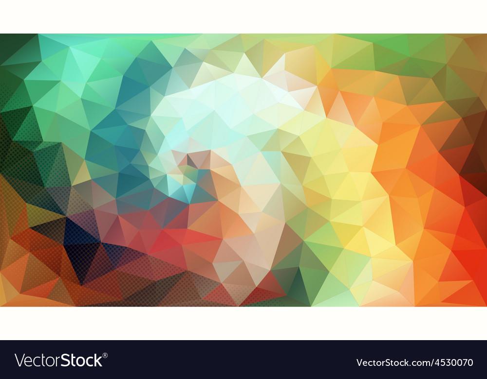 Color swirl art vector | Price: 1 Credit (USD $1)