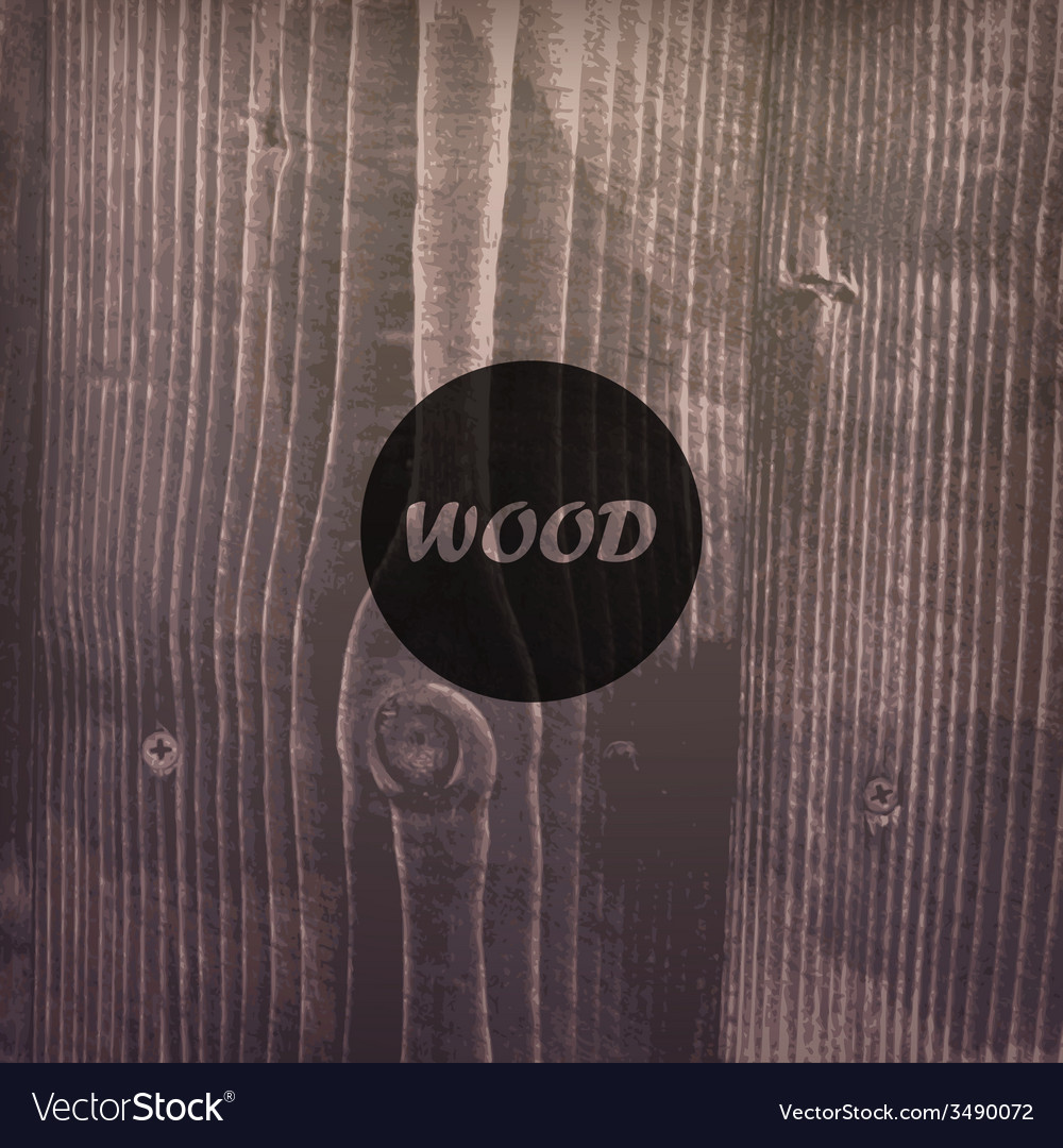 Abstract background with wood texture vector | Price: 1 Credit (USD $1)
