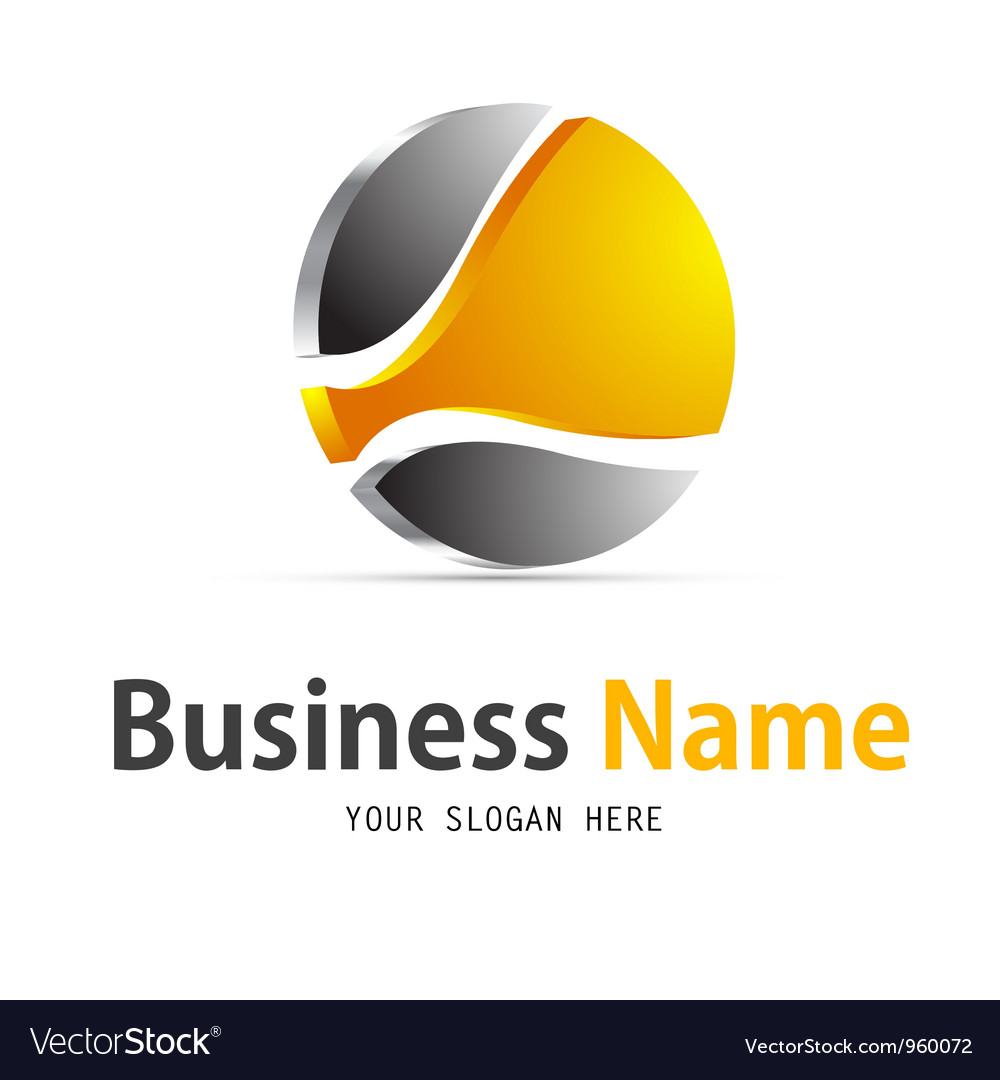 Business web icon logo vector | Price: 1 Credit (USD $1)