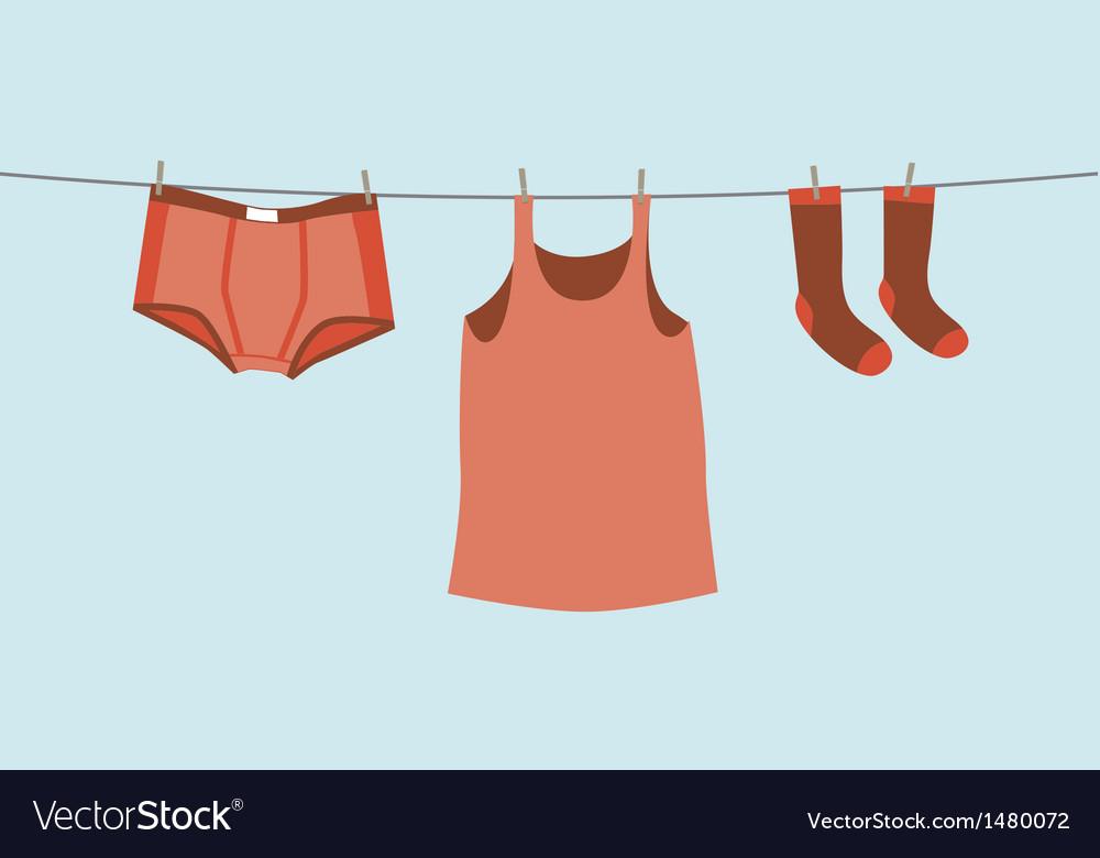 Mens underwear vector | Price: 1 Credit (USD $1)