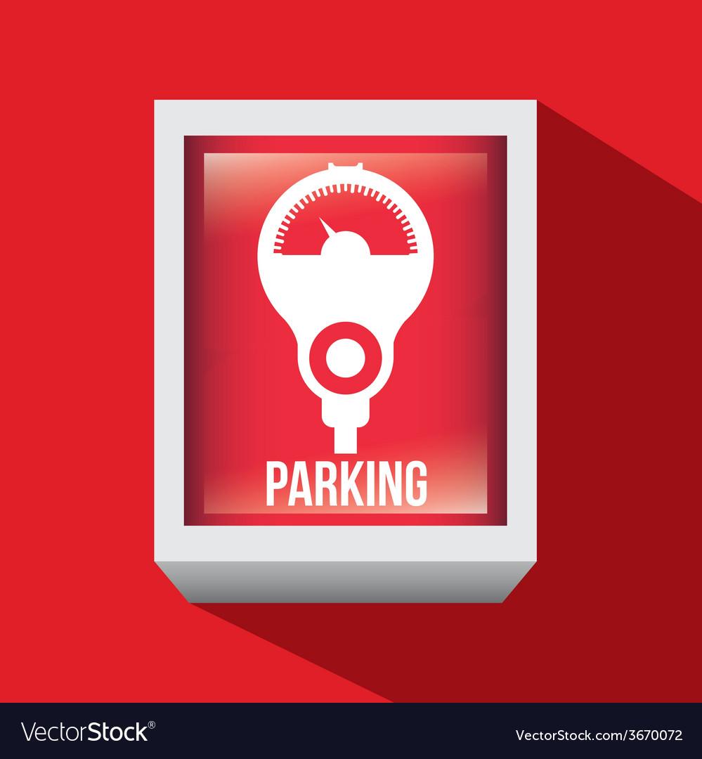 Parking design vector   Price: 1 Credit (USD $1)