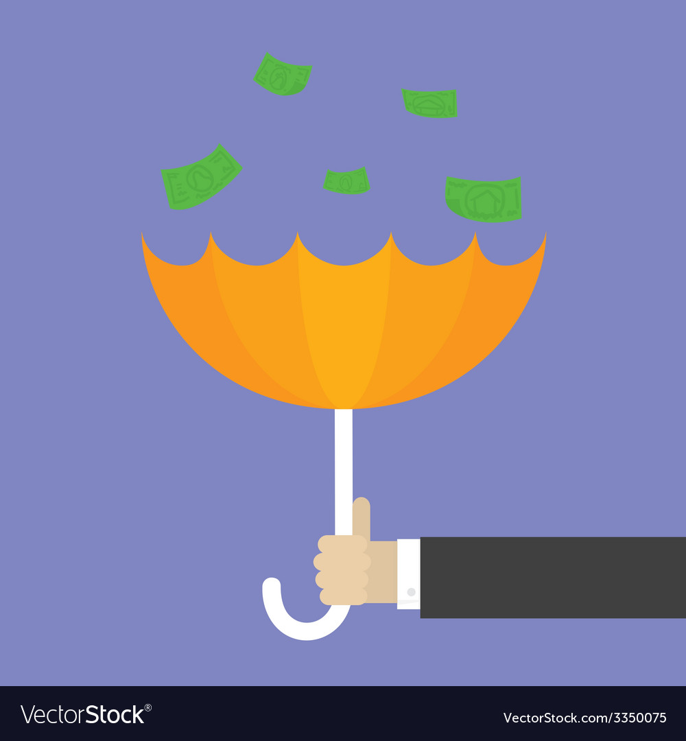 Falling money vector | Price: 1 Credit (USD $1)