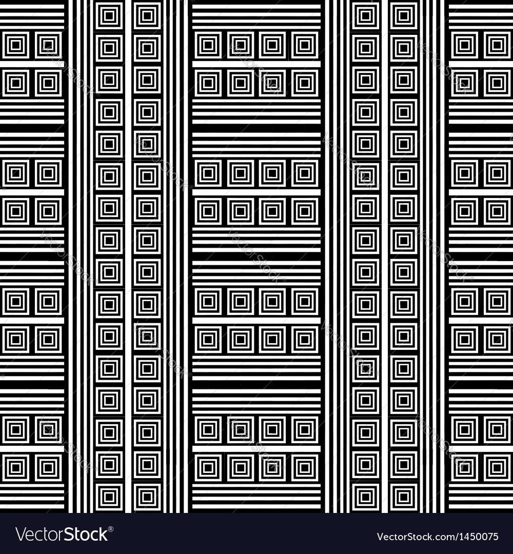 Seamless geometric texture vector | Price: 1 Credit (USD $1)