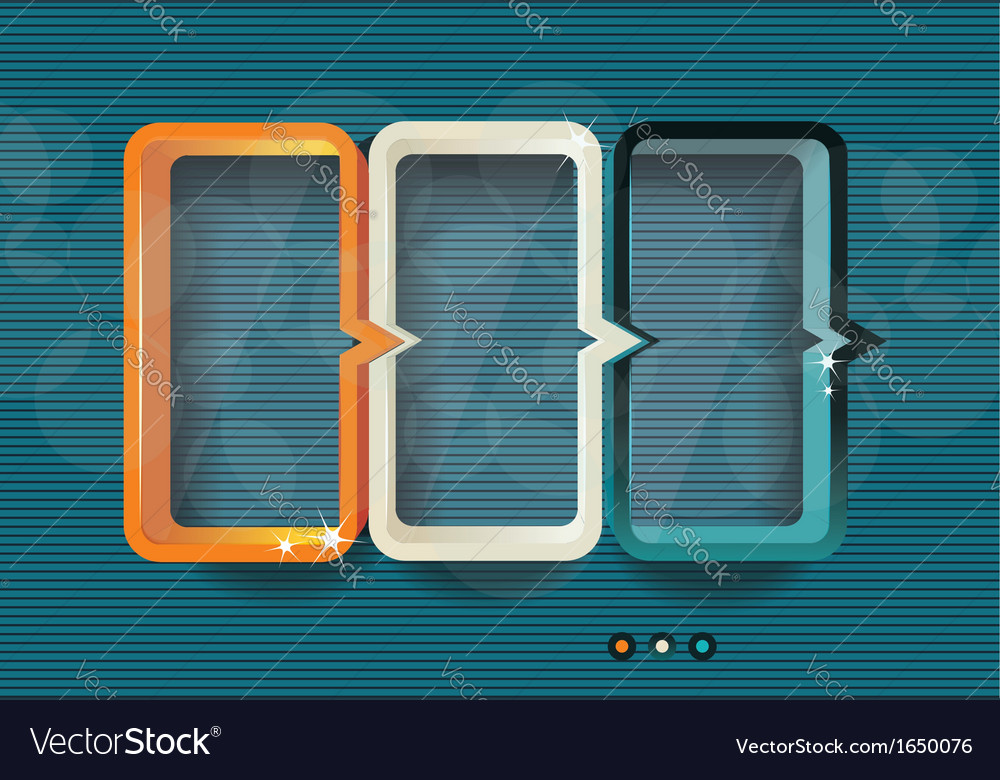 Conceptual of colorful cubes vector | Price: 1 Credit (USD $1)