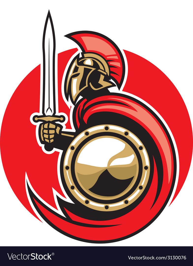 Roman army vector | Price: 1 Credit (USD $1)