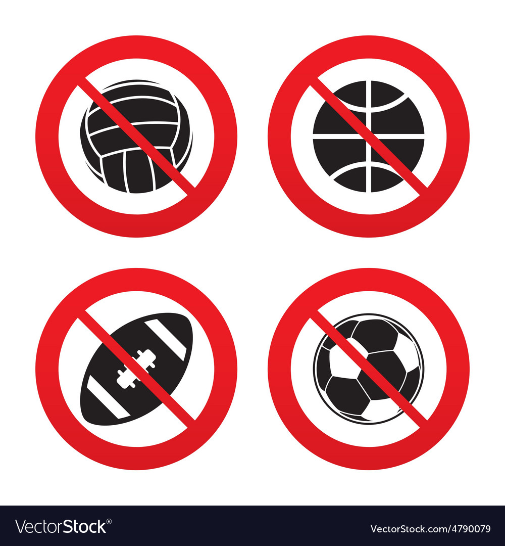 Sport balls volleyball basketball soccer vector   Price: 1 Credit (USD $1)