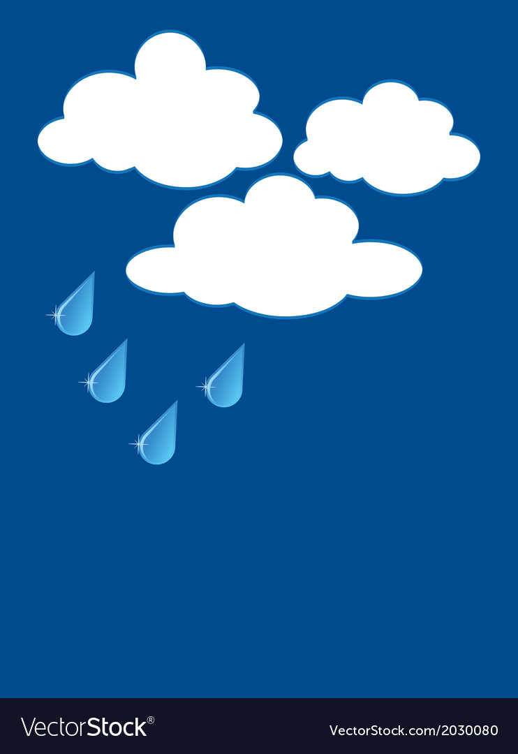 Weatherset4 vector | Price: 1 Credit (USD $1)