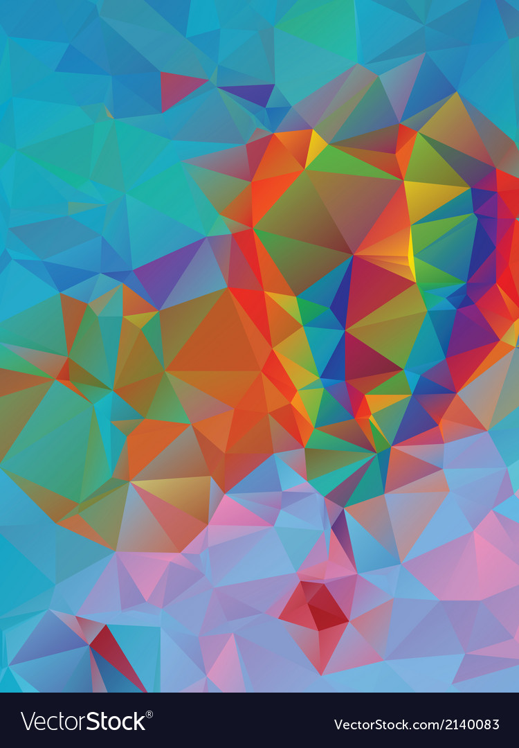 Vibrant colorful background vector | Price: 1 Credit (USD $1)