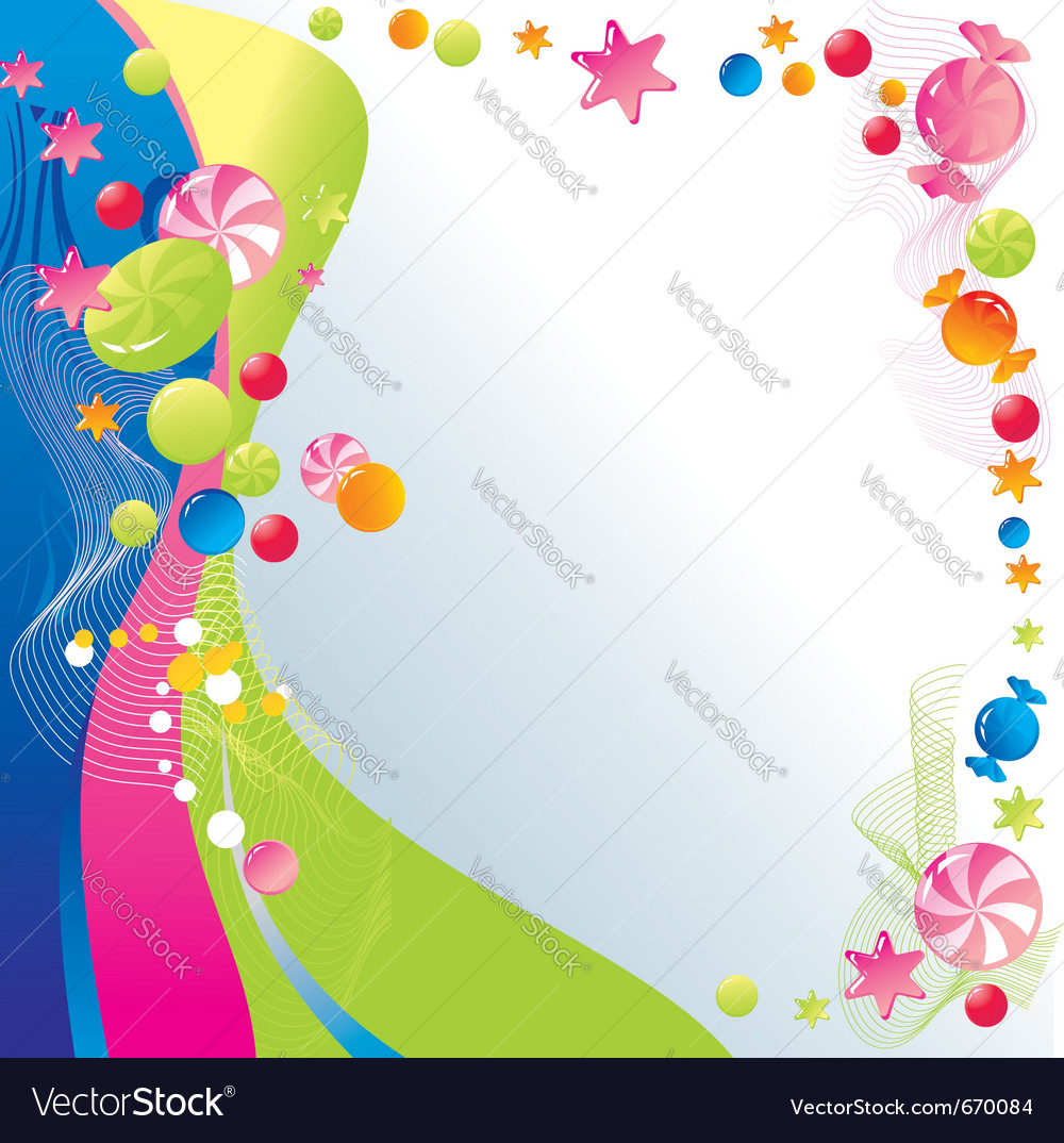 Sweet celebratory design vector | Price: 1 Credit (USD $1)