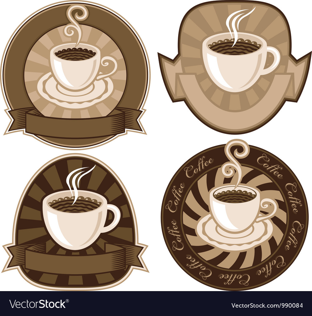 Tea or coffee vector | Price: 3 Credit (USD $3)