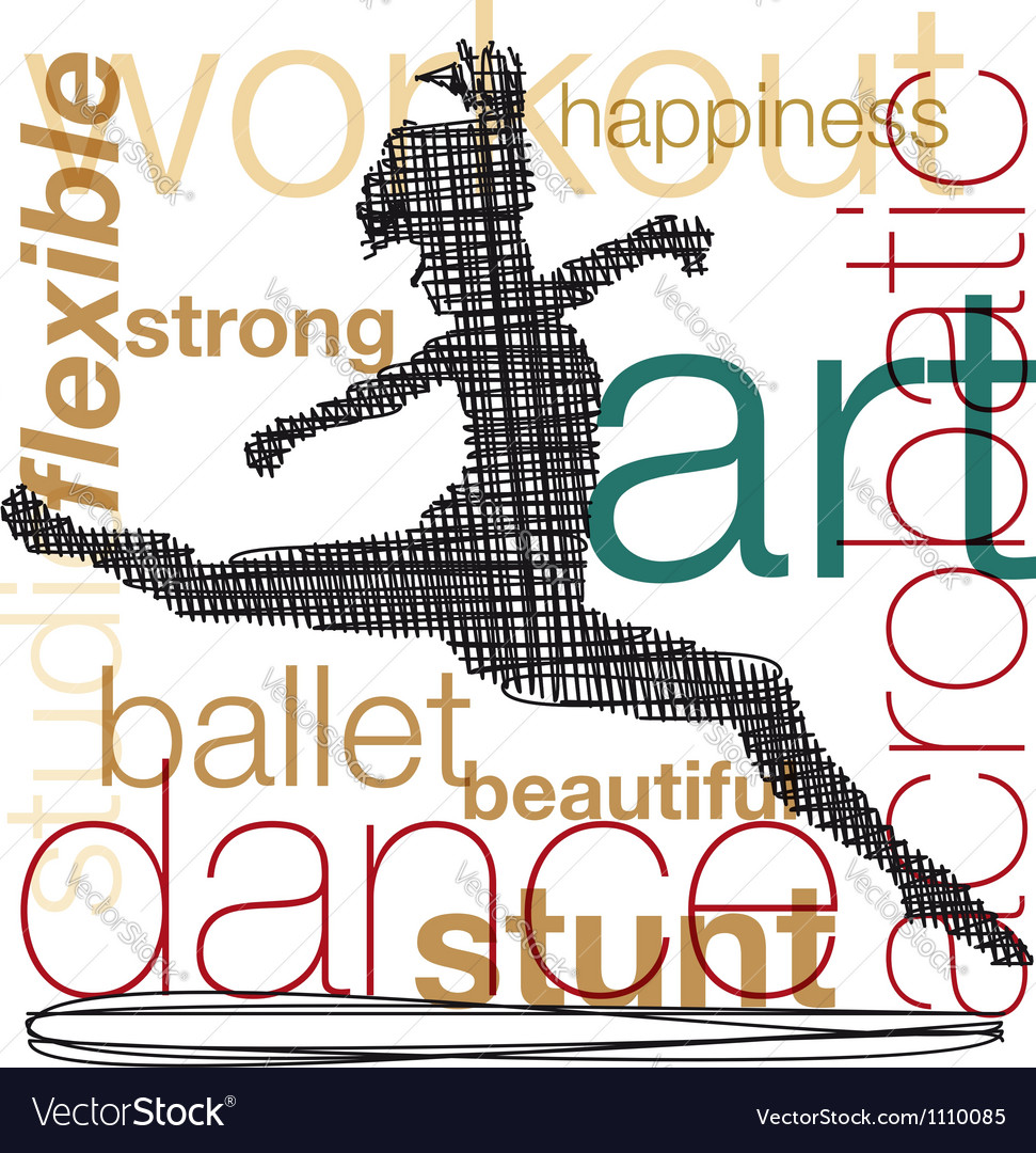 Ballet vector | Price: 1 Credit (USD $1)