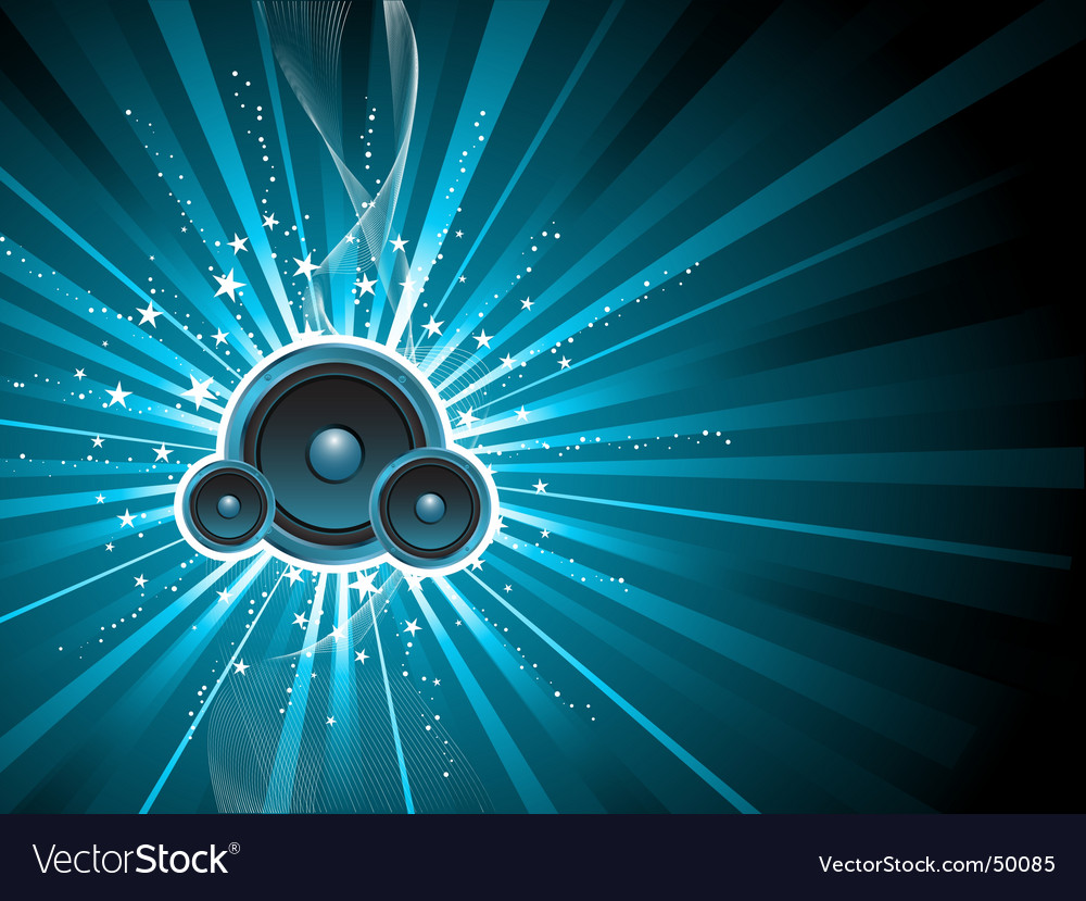 Sound burst vector | Price: 1 Credit (USD $1)