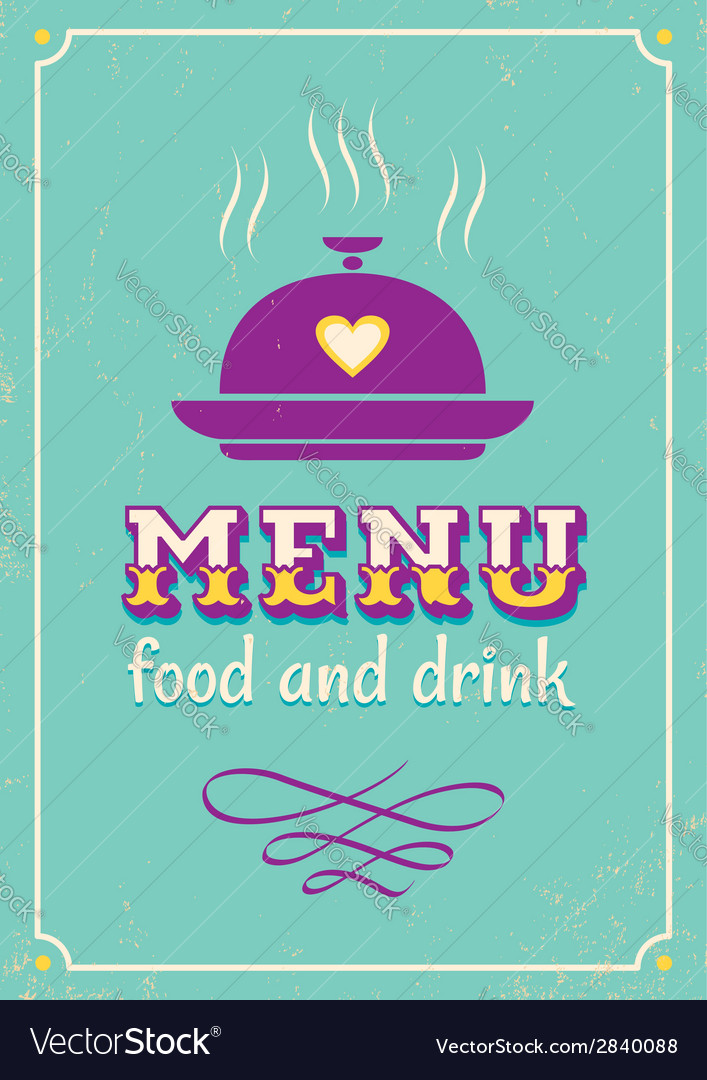 Menu purple vector | Price: 1 Credit (USD $1)