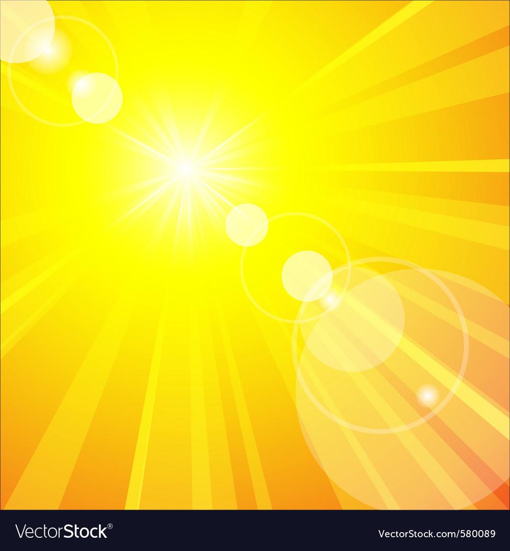 Hot summer vector | Price: 1 Credit (USD $1)
