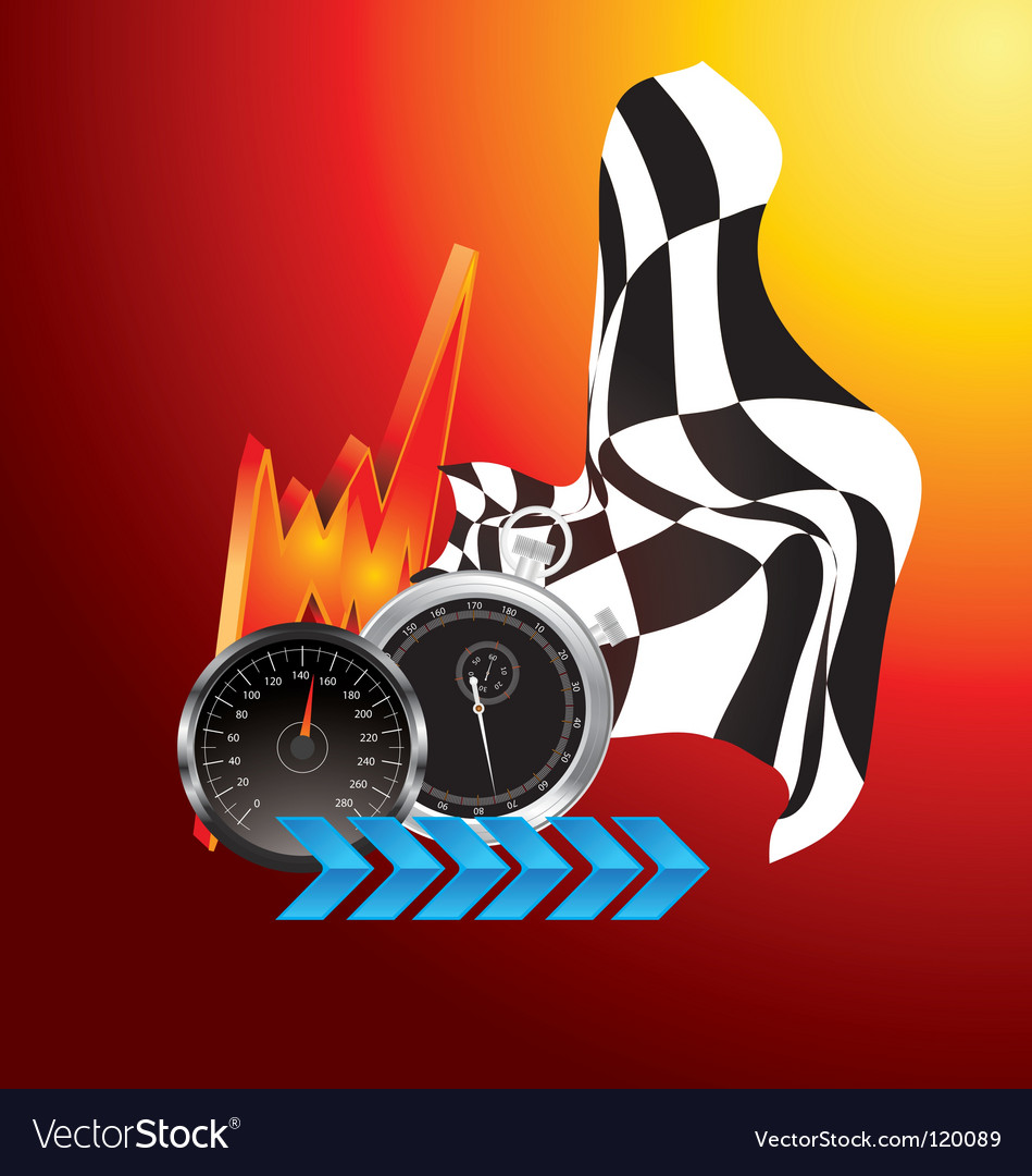 Racing vector | Price: 1 Credit (USD $1)