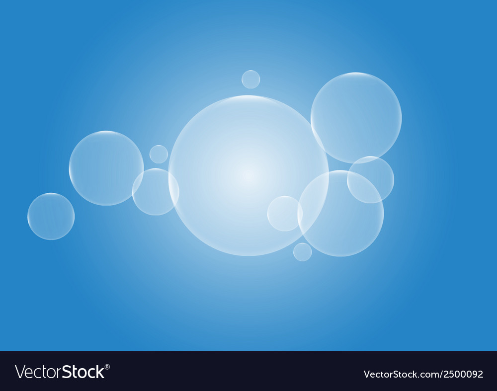 Bubble vector | Price: 1 Credit (USD $1)