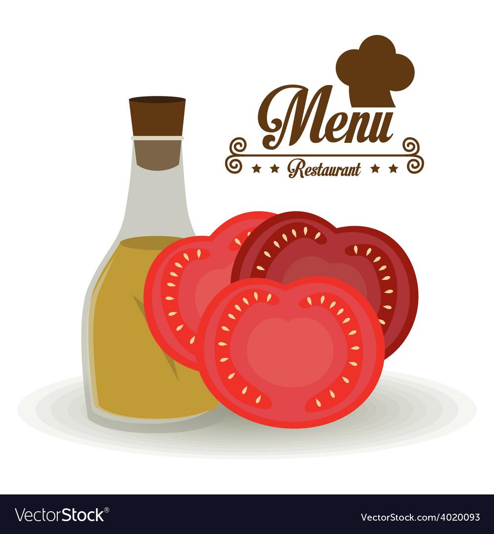 Restaurant design vector | Price: 1 Credit (USD $1)