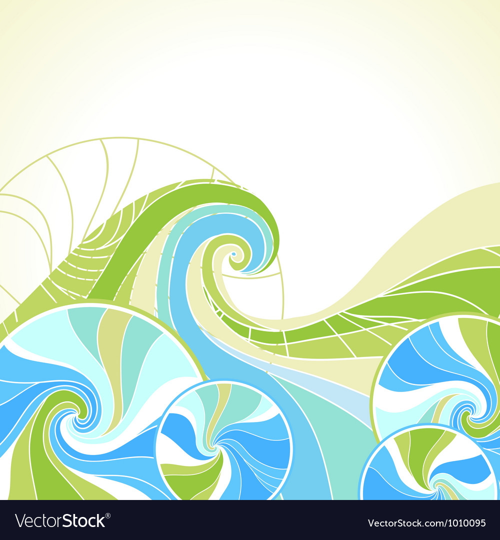 Abstract background stylish element for design vector | Price: 1 Credit (USD $1)