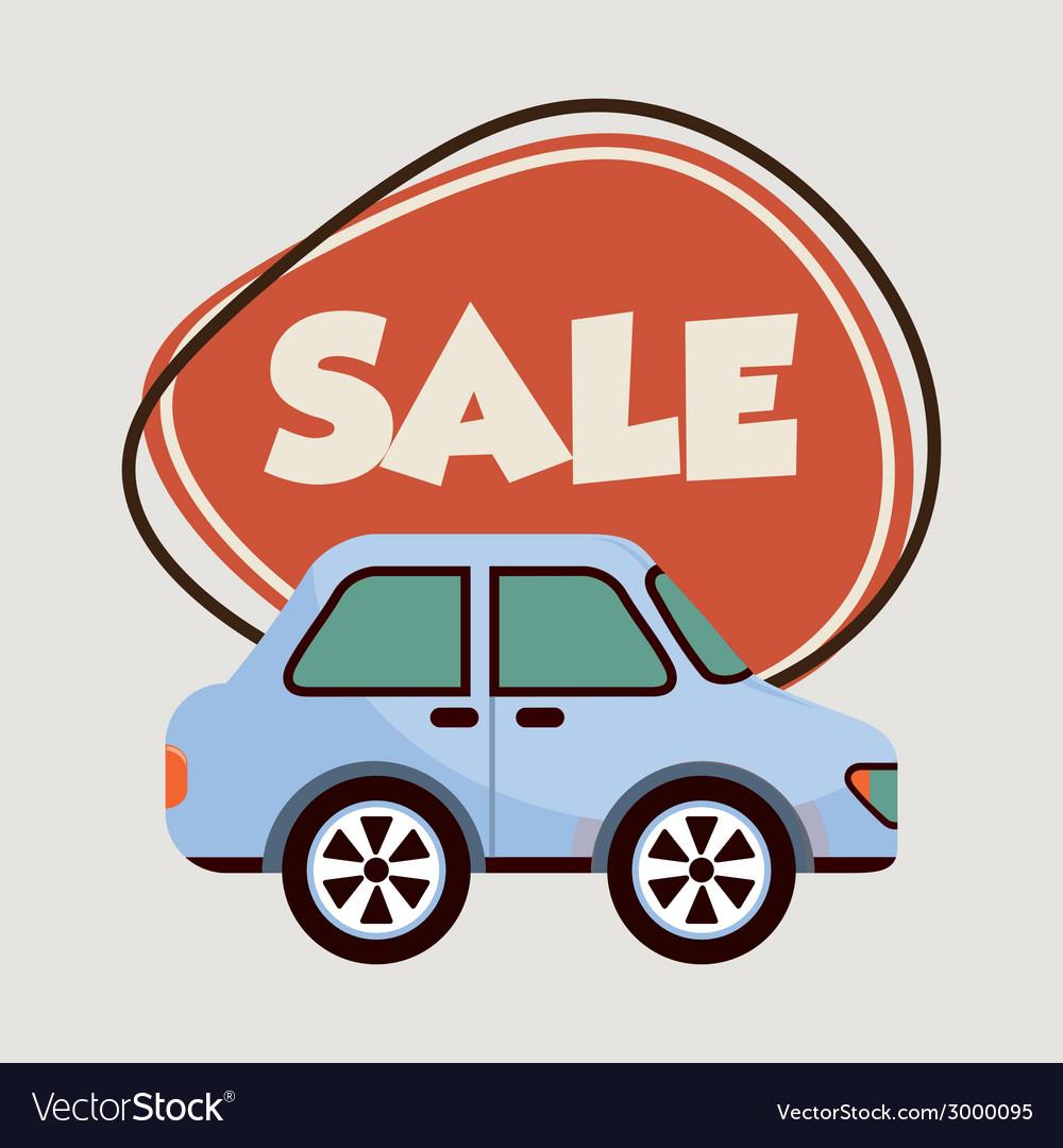 Buy car design vector | Price: 1 Credit (USD $1)