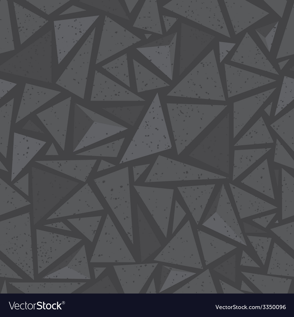 Sharp shapes grey triangles vector | Price: 1 Credit (USD $1)