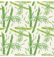 Seamless bamboo pattern vector