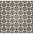 Seamless floral background lace pattern vector