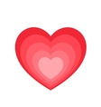 Cute heart vector