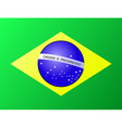 Brasil brazil flag vector