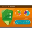 Infographics icons and elements for presentation vector