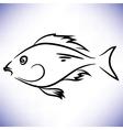 Fish vector