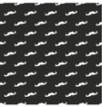 Tile mustache pattern or background vector