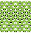 Smiling pandas vector