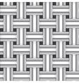 Weaving monochromatic pattern vector