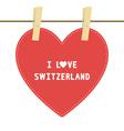 I love switzerland6 vector