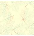 Leaf skeletons seamless eps 10 vector