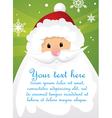 Santa claus poster vector