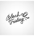 Black friday vector