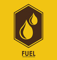 Fuel design vector