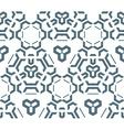 Dark monochrome color abstract geometric seamless vector