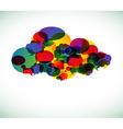Cloud computing - vector