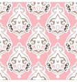 Damask seamless design vector