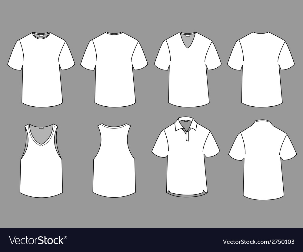 Mens t-shirt design template vector | Price: 1 Credit (USD $1)