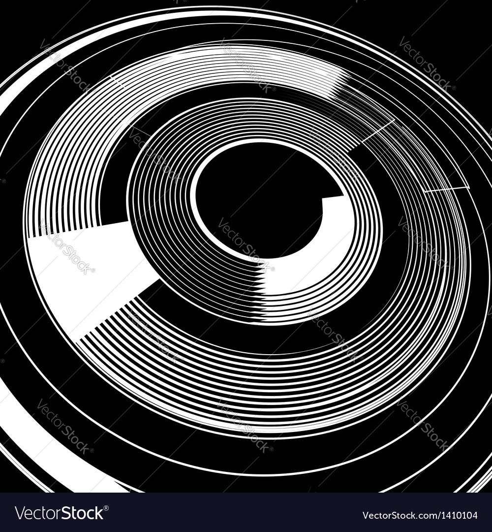 Spiral rotation vector | Price: 1 Credit (USD $1)