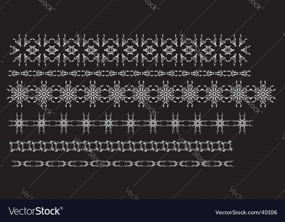 Chain elements vector | Price: 1 Credit (USD $1)