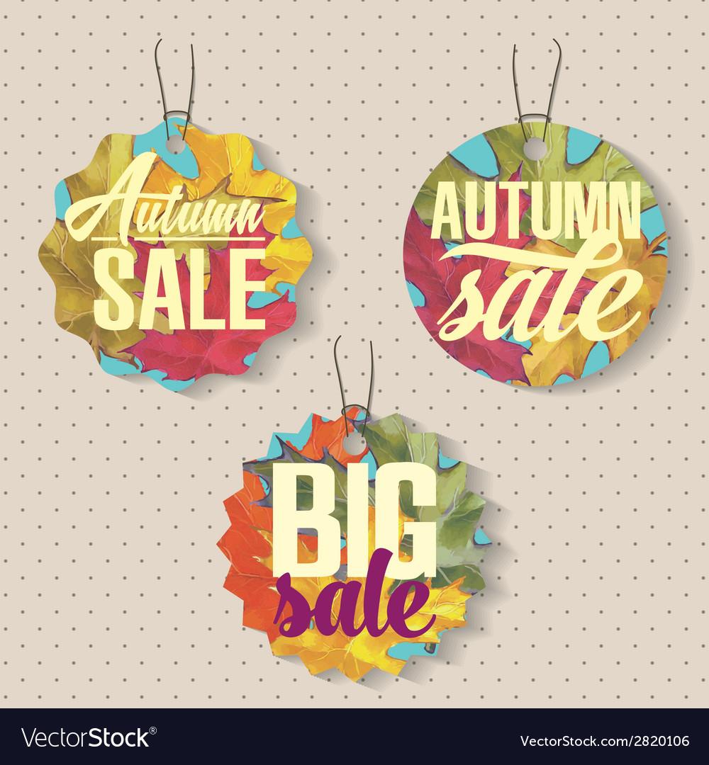 Sales labels vector | Price: 1 Credit (USD $1)