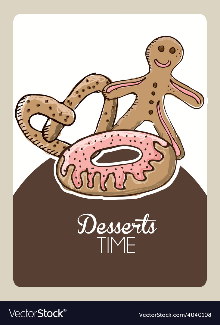 Delicious bakery vector | Price: 1 Credit (USD $1)