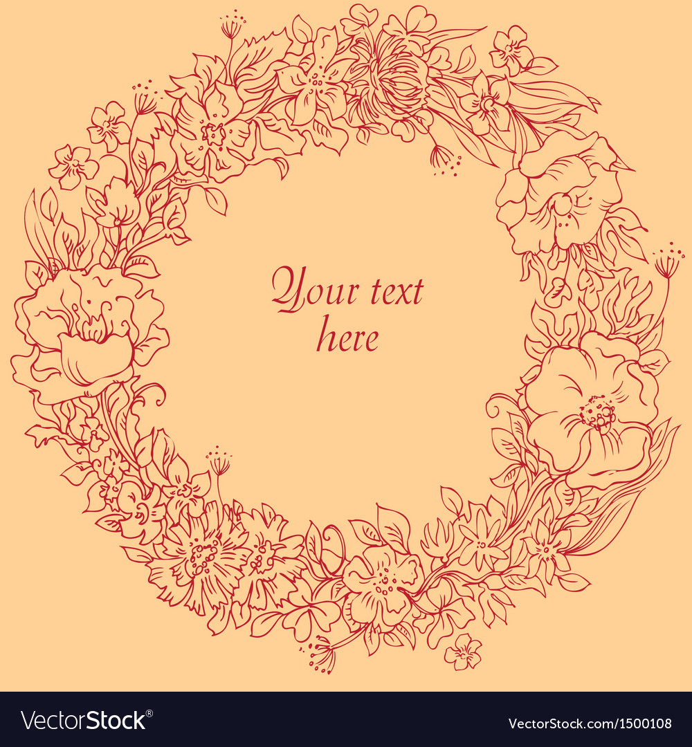 Wreath vector | Price: 1 Credit (USD $1)