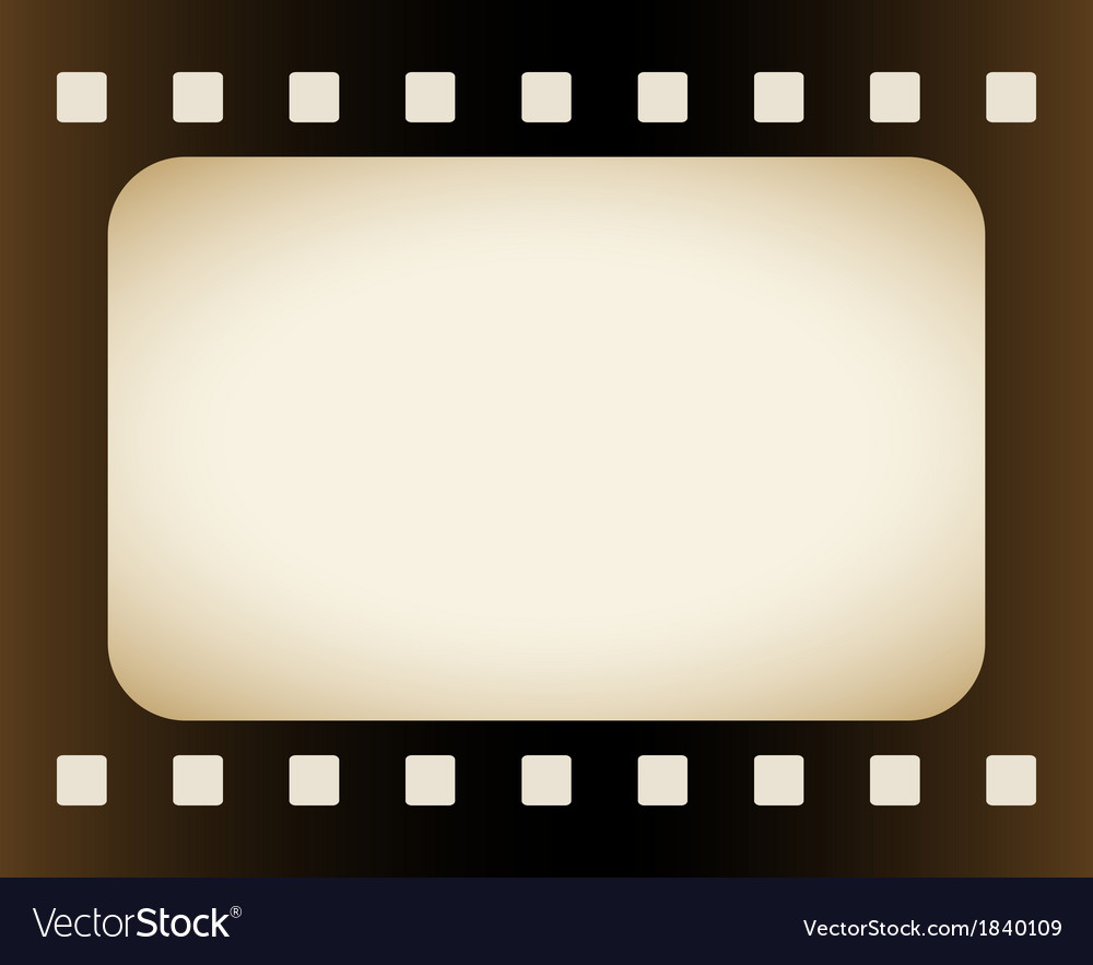 Film frame vector | Price: 1 Credit (USD $1)